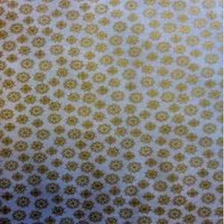 Picture of Christmas Fabric - 1505 Gold