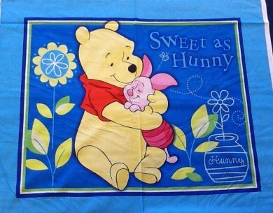Picture of Winnie The Pooh Character Sweet as Hunny Panel - 40089