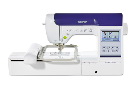 Picture of Brother Innovis F480 Sewing and Embroidery Machine