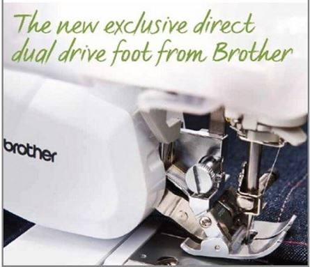 Picture of Brother Dual Feed Device DF1
