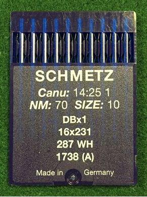 Picture of Schmetz 16X231 / DBX1