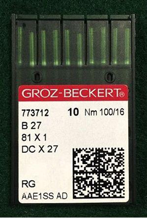 Picture of Groz Beckert B27 / 81X1 / DCX27 / DCX1