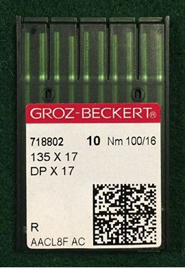 Picture of Groz Beckert 135X17 / DPX17