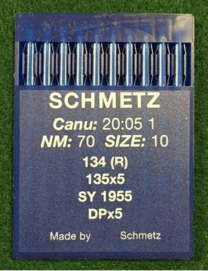 Picture of Schmetz 135X5 / DPX5 / 134R