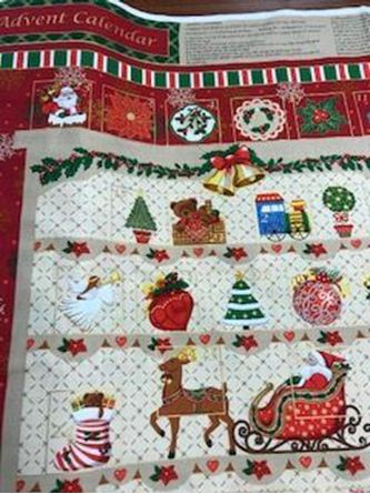 Picture of Advent Calendar Panel