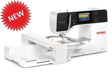 Picture of Bernina S-590e Long Arm Embroidery Sewing Machine