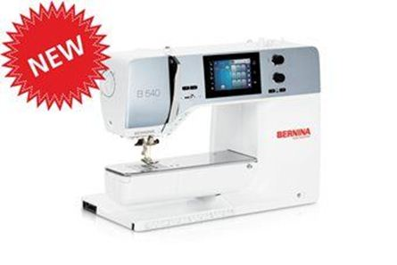 Picture of Bernina S-540 Sewing Machine