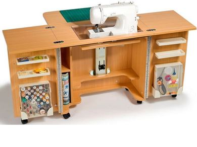 Picture of  Horn Gemini Sewing Display Cabinet