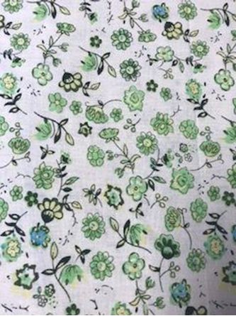 """Picture of 100% Cotton Fabric 60"""" Wide (green)"""