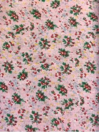 "Picture of 100% Cotton Fabric 60"" Wide (pink)"