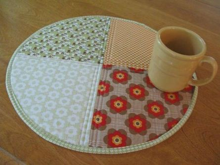 Picture of Sew Simple Round Placemat Kit