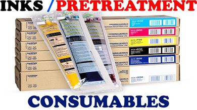 Picture for category  Inks and Consumables