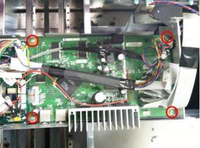 Picture of Print Engine PCB / FP125