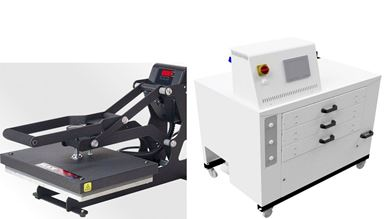 Picture for category  Heat Presses &  Oven Dryers