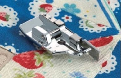 "Picture of Brother 1/4"" Piecing Foot with Guide (CAT A)"