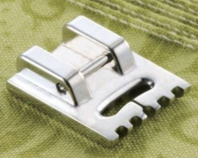 Picture of   Brother 5 Grooves Pin Tuck  Foot (CAT A)