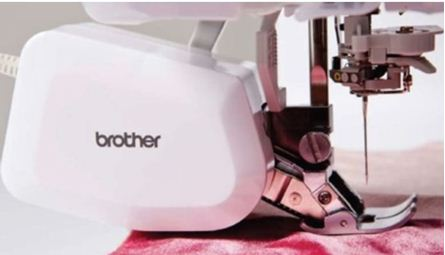 Picture of Brother Direct Dual Drive Foot DF1 (Cat B)