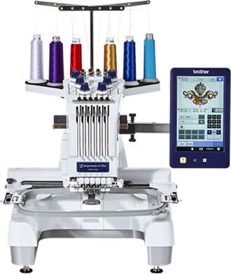 Picture for category Embroidery Machines