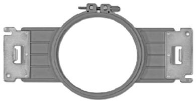 Picture of  Brother PR1000E Round Frame 100mmx  100mm