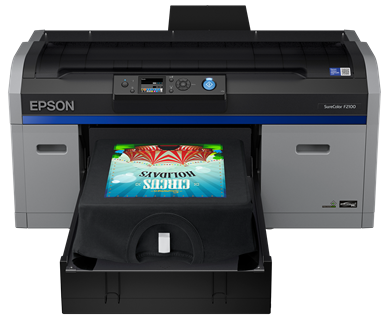 Picture of Epson SC-F2100 DTG Garment Printer