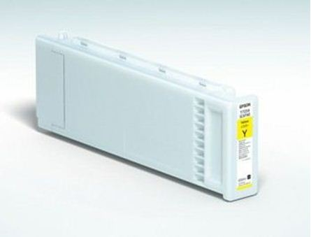 Picture of Epson UltraChrome YELLOW Cartridge