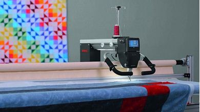 Picture for category Bernina Long Arm Quilting Machines