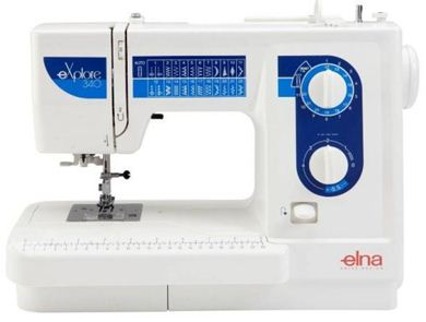 Picture of Elna 340EX Sewing Machine