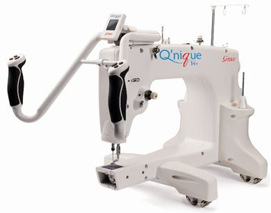 Picture for category   Q'nique Grace Quilting Machines