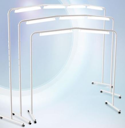 Picture of Luminess Light Station (Up to 6 Foot Frame)