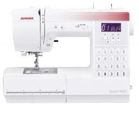 Picture of Janome Sewist 740DC Sewing Machine