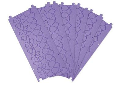 Picture of Plastic Pattern Perfect 6 Panel