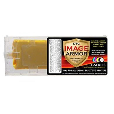 Picture of E Series Yellow Ink Cartridges 220 ml/ No Longer Available