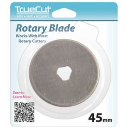 Picture of True Cut Rotary Blades 45mm 1 Blade