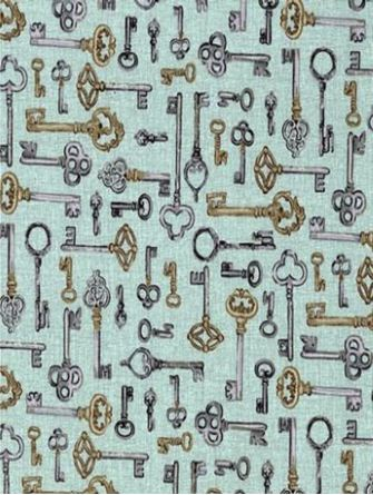 Picture of Novelty Fabric 1441-B