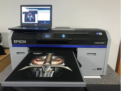 Picture of Used Epson F2100