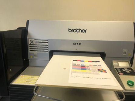 Picture of Brother 541 Garment Printer/SOLD/SOLD