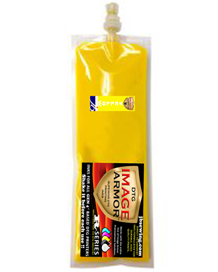 Picture of R Series Yellow Ink Bag 220 ml
