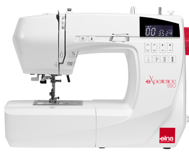 Picture of Elna 550EX eXperience sewing machine