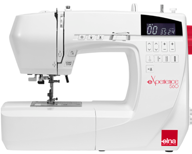 Picture of Elna 560EX eXperience sewing machine
