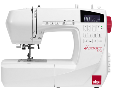 Picture of Elna 570EX eXperience sewing machine
