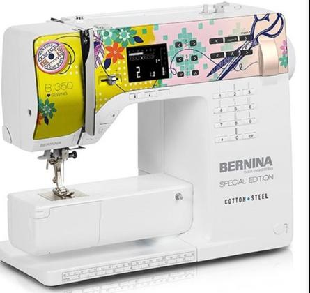 Picture of Bernina 350 SE Cotton + Steel