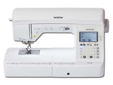 Picture of Brother Innovis 1100 Sewing Machine Used