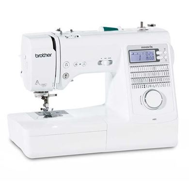 Picture of Brother Innovis A80 Dem Machine with quilting kit