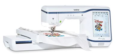 Picture of Brother Stellaire Innov-is XE1 Embroidery Only Machine