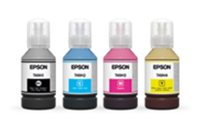 Picture for category  Dye sublimation inks and consumables for Epson F-500 & F-100