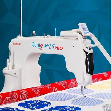 Picture of Qnique 15Pro Quilting Machine