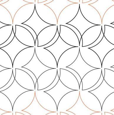 Picture of Easy Orange Peel Pantographs