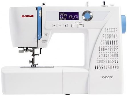 Picture of Janome 5060QDC Computerised