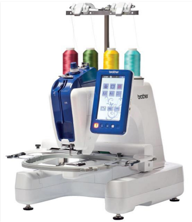 Picture of Brother  VR Free Motion & Embroidery Machine Brand New