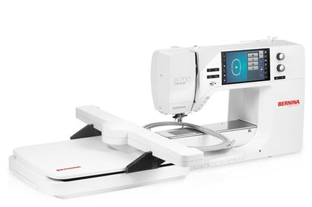 Picture of Bernina 700e Embroidery Only Demonstration Machine